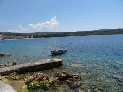 Primosten coast