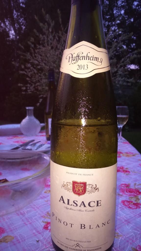 Cave de Pfaffenheim Alsace Pinot Blanc 2013