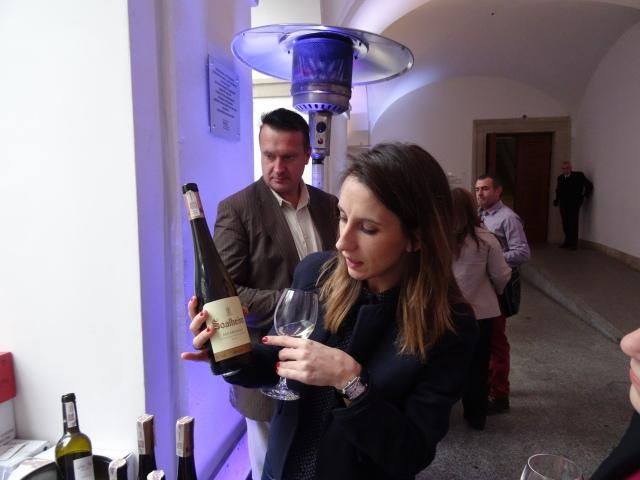 Ewa Rybak prezentuje jedno z najlepszych Alvarinho z Vinho Verde