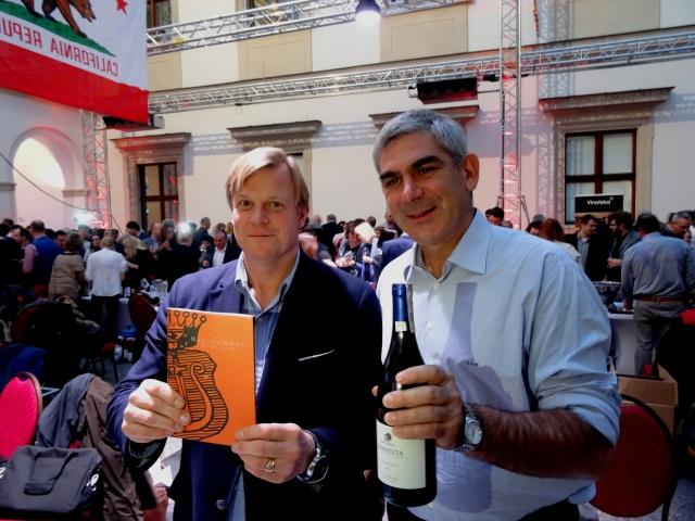 Yiannis Boutaris i Robert Mielżynski - udana spółka