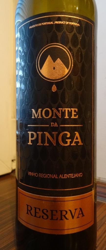 Monte da Pinga_wine