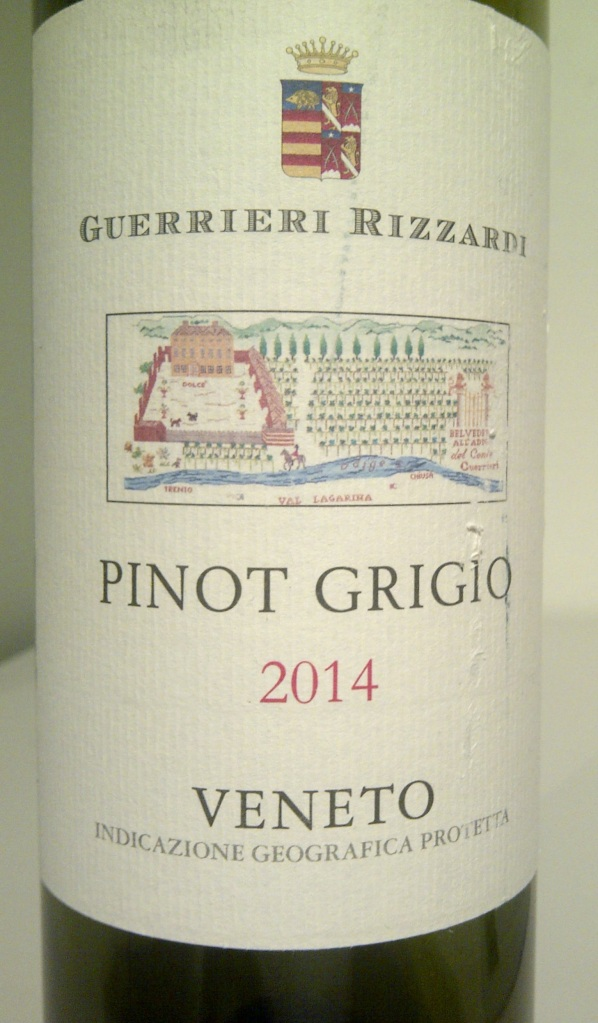 02. Pinot Grigio Guerrieri Rizzardi