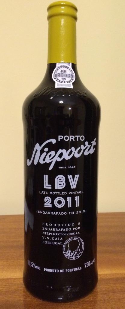 Niepoort Port LBV