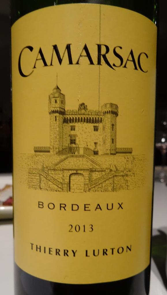 3. Château Camarsac Classic