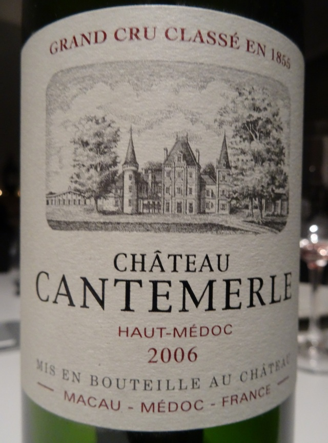 6. Château Cantemerle