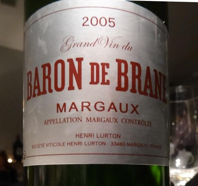 7. Baron de Brane