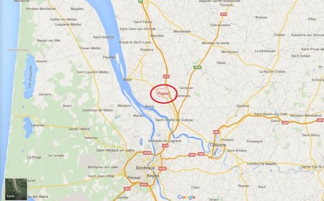 03. Pugnac_mapa_Château de Rivereau 2010_c
