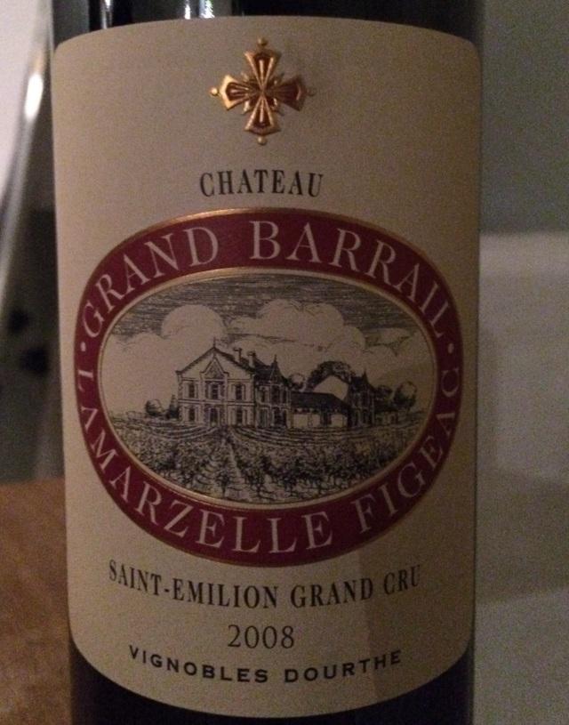 07. Château Grand Barrail Lamarzelle Figeac