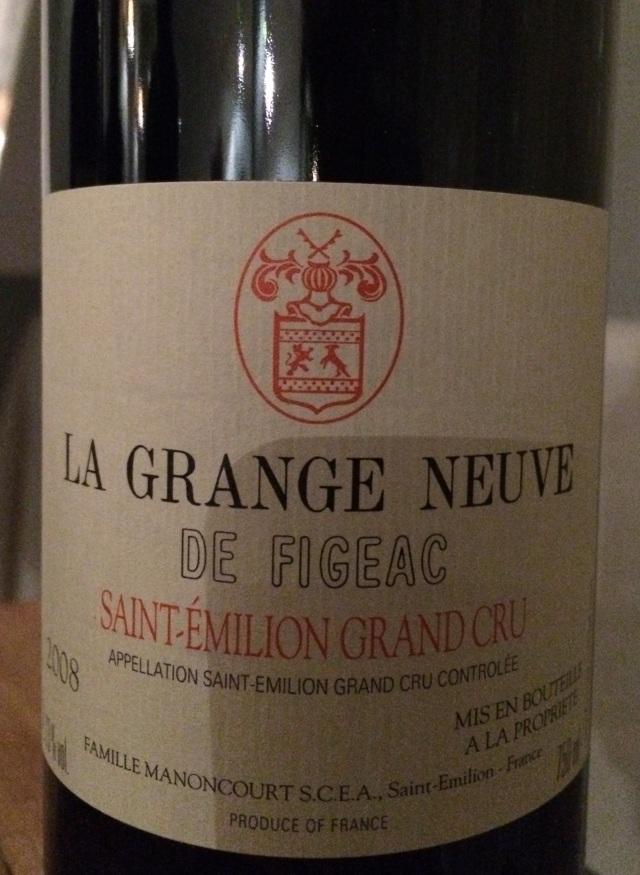 08. La Grange Neuve de Figeac 2008