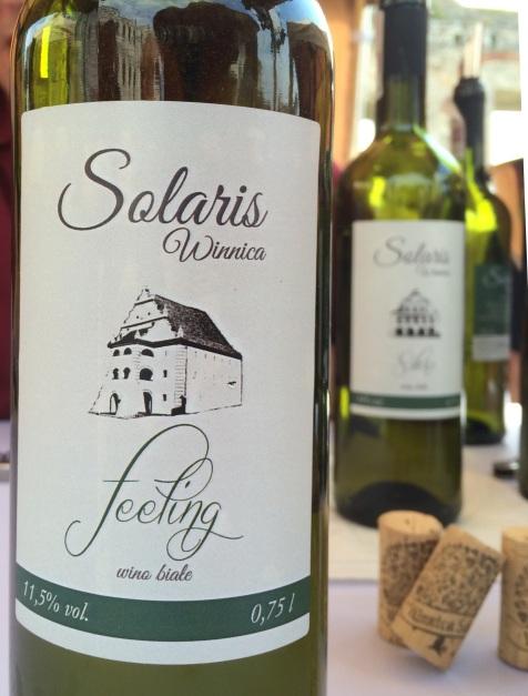Winnica Solaris_Feeling_Riesling