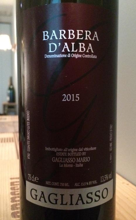 04. Barbera d'Alba 2015 Gagliasso.jpg