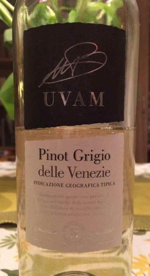 01. Uvam Pinot Grigio