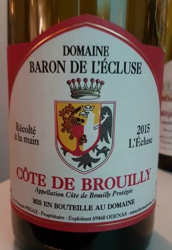 05. Côte de Brouilly