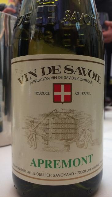 08. Apremont Vin de Savoie
