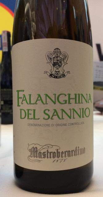 10. Falanghina del Sannio