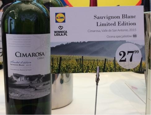 16. Sauvignon Blanc Limited Edition, Cimarosa
