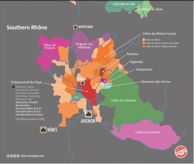 Southern Rhone