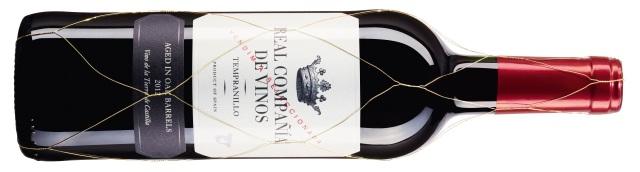 05. Real Compañía de Vinos Tempranillo VdlT Castilla